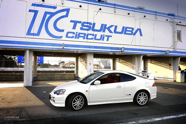 Racing In Japan