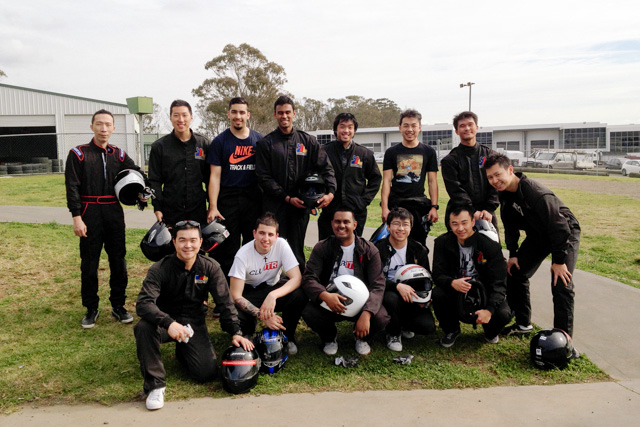 NSW Go Kart Challenge