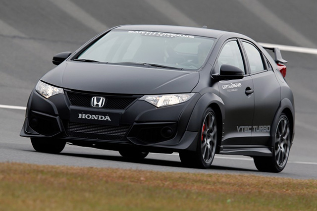 2014 Civic Type R Revealed