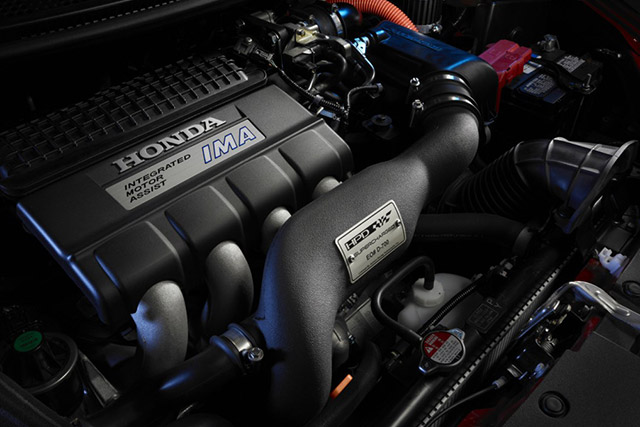 Honda CR-Z Supercharged by HDP
